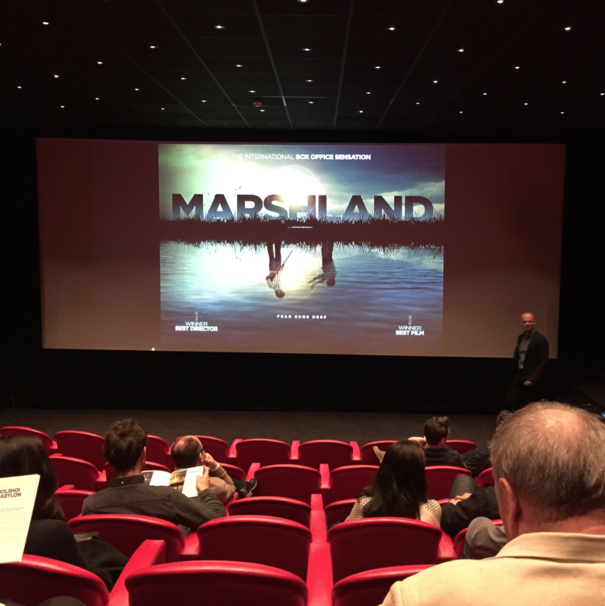Marsh Screen