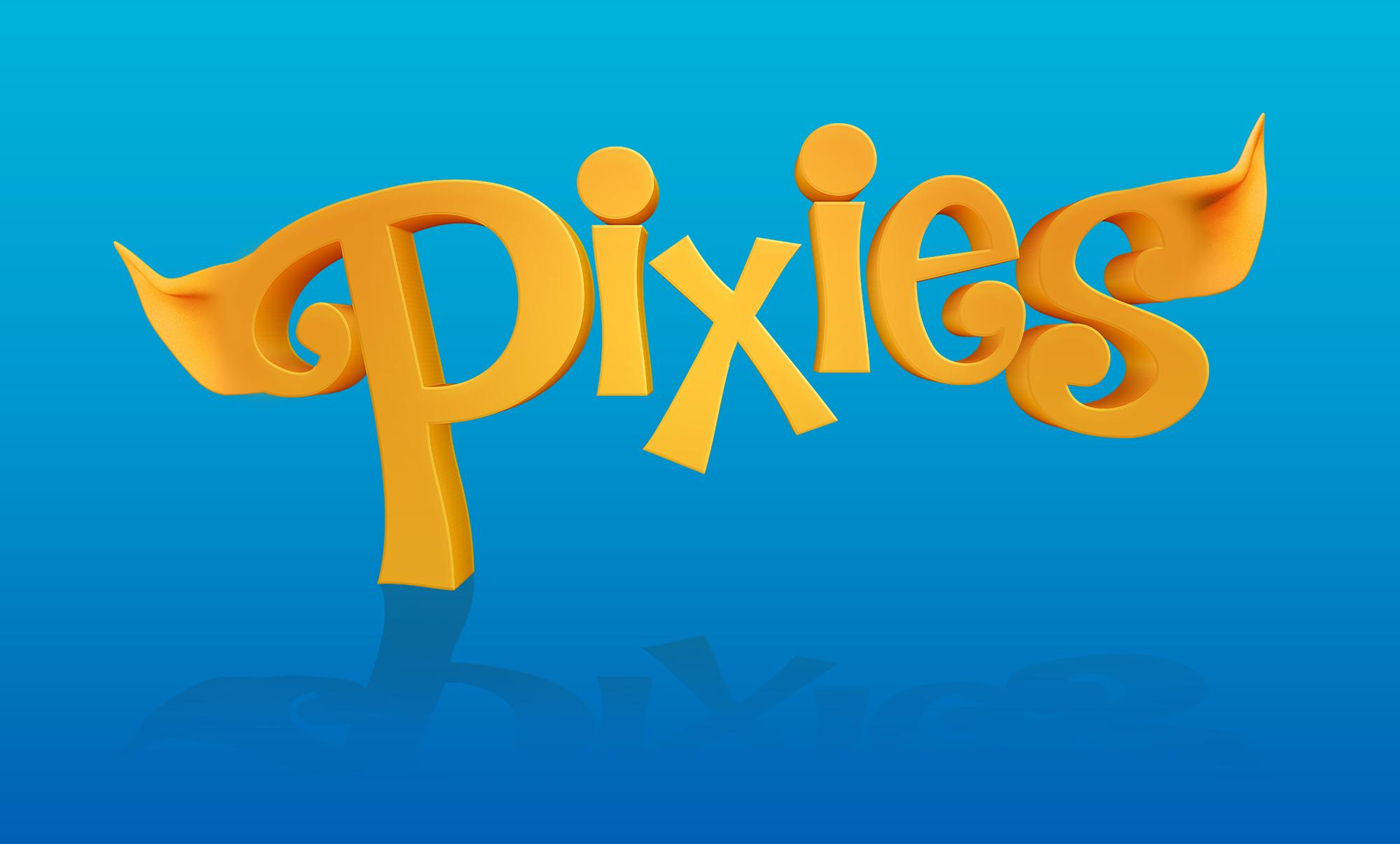 Pixies-Logo