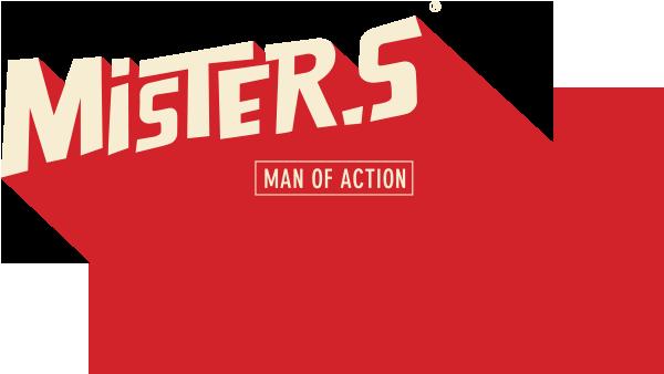 mister s logo